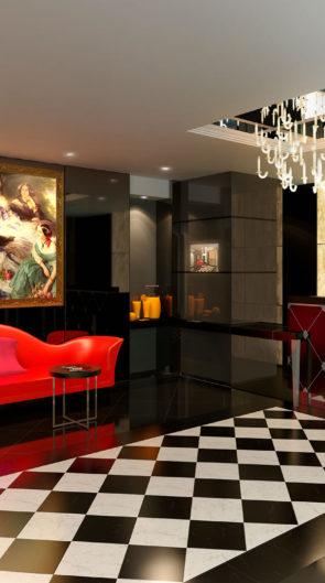 villa haussmann h tel 4 paris 8e meilleur prix garanti. Black Bedroom Furniture Sets. Home Design Ideas