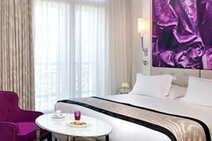 Chambre-Deluxe-La-Villa-Haussmann-Paris