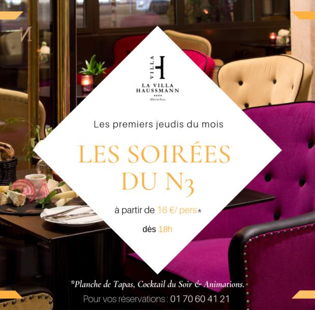 La Villa Haussmann   Hôtel 4 étoiles au luxe Parisien, Boulevard ...